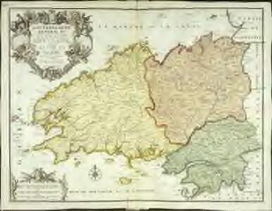 Gouvernement general du Duché de Bretagne