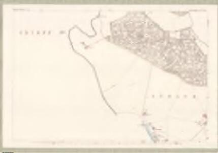 Perth and Clackmannan, Sheet CVII.4 (Monzie) - OS 25 Inch map