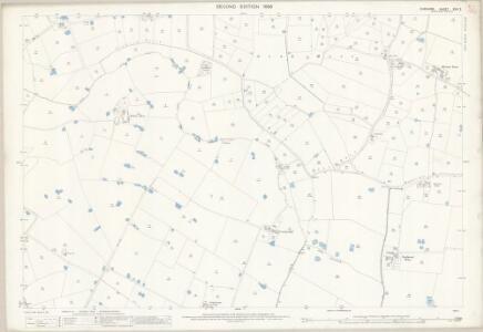 Cheshire XXVI.2 (includes: Antrobus; Aston by Budworth; High Legh) - 25 Inch Map