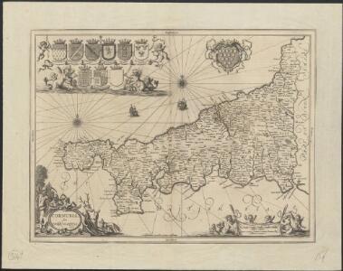 Cornubia sive Cornwallia