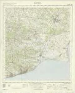 Hastings - OS One-Inch Map