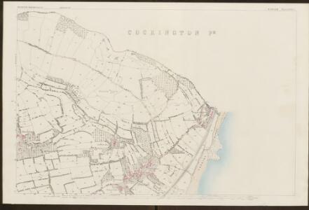 Devon CXXII.1 (includes: Marldon; Paignton; Torquay) - 25 Inch Map