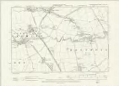 Northumberland LXXXI.SW - OS Six-Inch Map