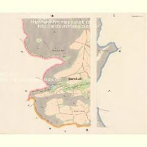 Dittersbach - c2872-1-007 - Kaiserpflichtexemplar der Landkarten des stabilen Katasters