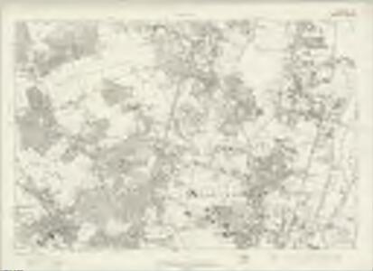 London Sheet C - OS Six-Inch Map