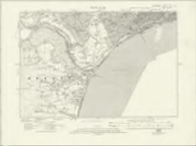 Glamorgan XXIII.SE - OS Six-Inch Map