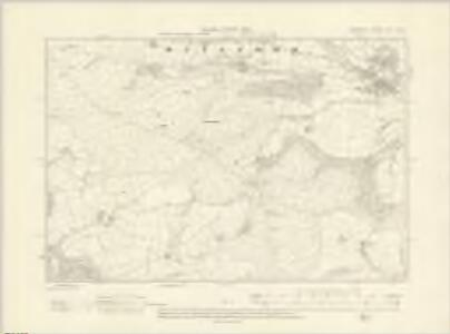 Somerset LVII.NW - OS Six-Inch Map