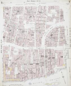 Insurance Plan of London Vol. 1: sheet 7