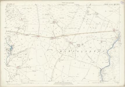 Yorkshire CXXXIV.11 (includes: Appletreewick; Hartlington; Hebden) - 25 Inch Map