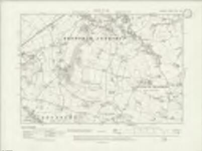 Cheshire XXXII.NE - OS Six-Inch Map
