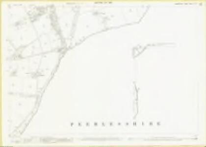 Lanarkshire, Sheet  034.03 & 07 - 25 Inch Map