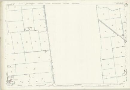 Cambridgeshire VI.6 (includes: Parson Drove; Sutton St Edmund; Thorney) - 25 Inch Map