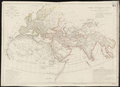 Orbis veteribus notus scilicet: Europe, Asia, Africa publici juris factus
