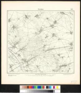 Meßtischblatt 2907 : Frechen, 1895