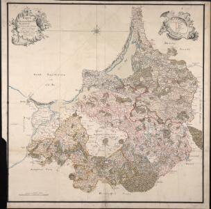 Carte des Königreichs Preussen