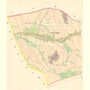 Schönau - m3003-1-001 - Kaiserpflichtexemplar der Landkarten des stabilen Katasters