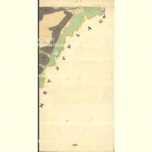 Unter Schlagel - c1273-1-008 - Kaiserpflichtexemplar der Landkarten des stabilen Katasters