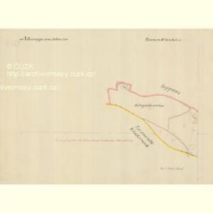 Ranzern - m2556-1-006 - Kaiserpflichtexemplar der Landkarten des stabilen Katasters