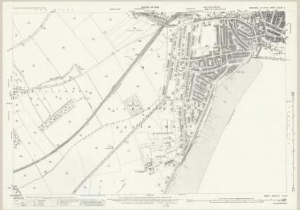 Yorkshire CXLVI.6 (includes: Bridlington; Carnaby) - 25 Inch Map