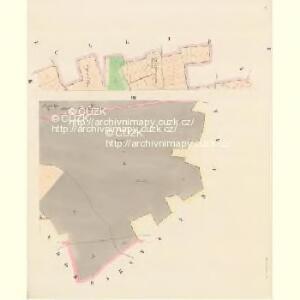 Pleschnitz - c5829-1-002 - Kaiserpflichtexemplar der Landkarten des stabilen Katasters