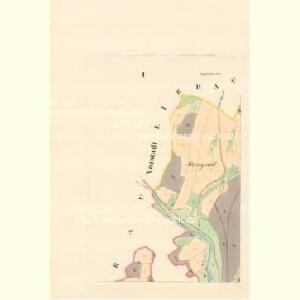 Göpperzau (Göperkowice) - m3193-3-001 - Kaiserpflichtexemplar der Landkarten des stabilen Katasters