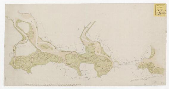 [Kaarte van de bedykte schorren tussen Hulst, Axel en Sas van Gent, zoo als de zelve in July 1790 gelegen zijn ...]