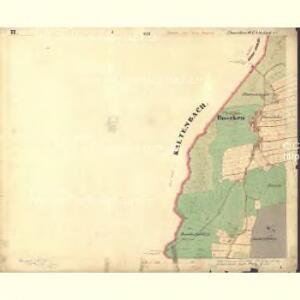 Passeken - c5642-1-003 - Kaiserpflichtexemplar der Landkarten des stabilen Katasters