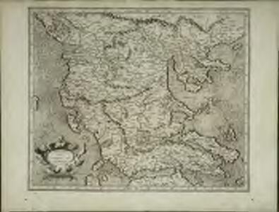 Macedonia Epirvs et Achaia