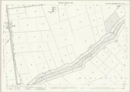 Lincolnshire CXXXIII.15 (includes: Bourne; Deeping St Nicholas; Morton; Pinchbeck) - 25 Inch Map