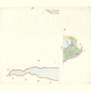 Wittingau - c8043-1-012 - Kaiserpflichtexemplar der Landkarten des stabilen Katasters