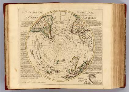 L'Hemisphere Meridional.