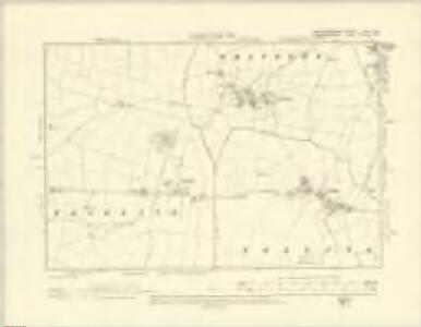 Huntingdonshire XXVI.NW - OS Six-Inch Map