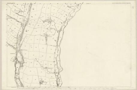 Isle of Man X.11 - 25 Inch Map