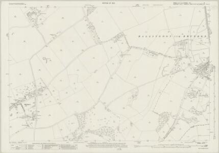 Essex (New Series 1913-) n XI.9 (includes: Ballingdon; Bulmer) - 25 Inch Map