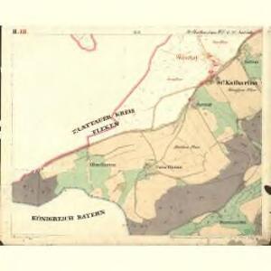 Sct. Katharina - c7582-1-004 - Kaiserpflichtexemplar der Landkarten des stabilen Katasters