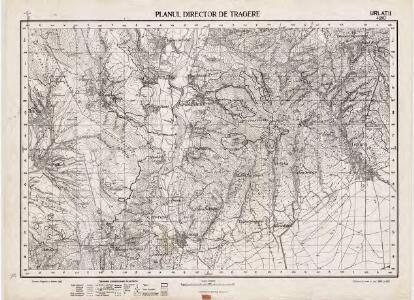 Lambert-Cholesky sheet 4350 (Urlaţii)