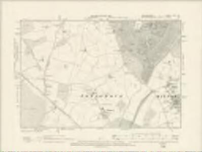Bedfordshire XXIV.SE - OS Six-Inch Map