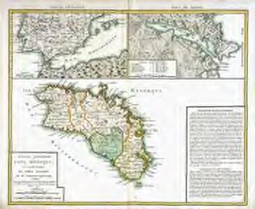 Nouvel arpentage de l'isle Minorque