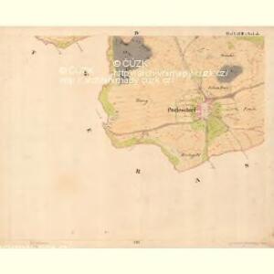 Hoschlowitz - c1794-1-004 - Kaiserpflichtexemplar der Landkarten des stabilen Katasters