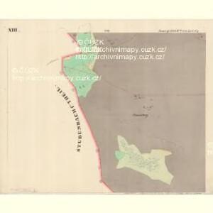 Innergefild - c2191-1-013 - Kaiserpflichtexemplar der Landkarten des stabilen Katasters