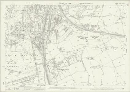 Surrey XXXIV.4 (includes: Horley; Nutfield; Reigate) - 25 Inch Map
