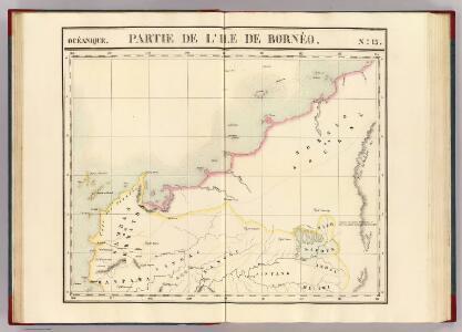 Partie, Borneo. Oceanique no. 13.