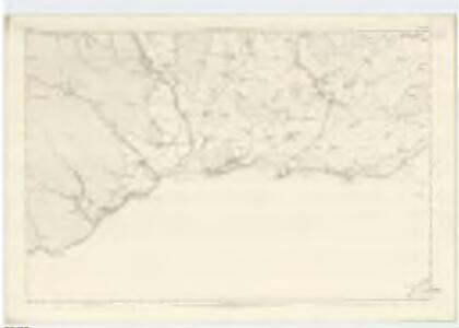 Argyllshire, Sheet CCLXV - OS 6 Inch map