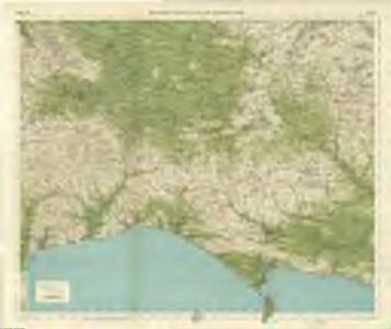 Dorset, Sheet 34  - Bartholomew's