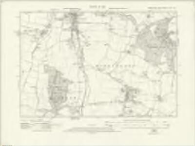 Essex nXIII.SE - OS Six-Inch Map