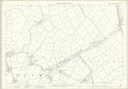 Monmouthshire XXXIV.6 (includes: Goldcliff; Llan Wern; Nash; Newport; Whitson) - 25 Inch Map