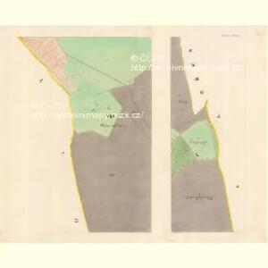 Banow - m0030-1-007 - Kaiserpflichtexemplar der Landkarten des stabilen Katasters