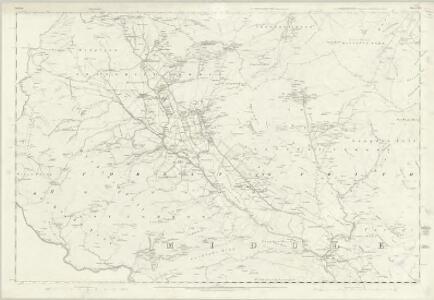 Durham XXX - OS Six-Inch Map