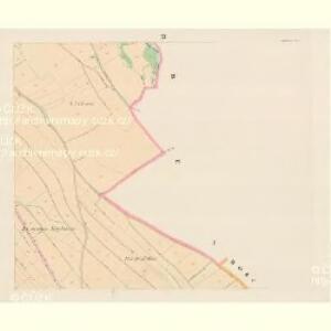 Pilsen (Plzen) - c5849-1-010 - Kaiserpflichtexemplar der Landkarten des stabilen Katasters