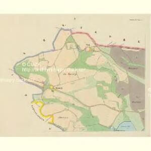 Kammerdorf - c4334-2-001 - Kaiserpflichtexemplar der Landkarten des stabilen Katasters